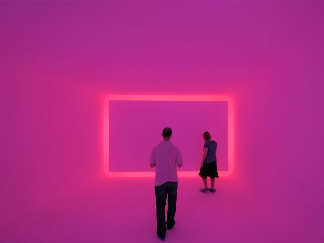 GIBL Get inspired by light architecture magazine light art museum Unna James Turrell