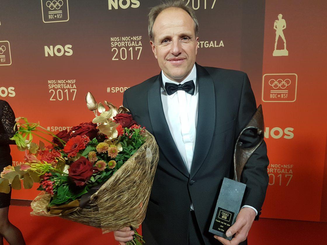 Sportgala NOS NOCNSF 2017 Jac Orie