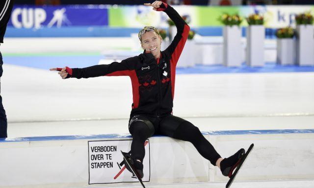 Ted-Jan Bloemen schaatsen.nl speedskating Jessica Merkens Journalist Huub Snoep