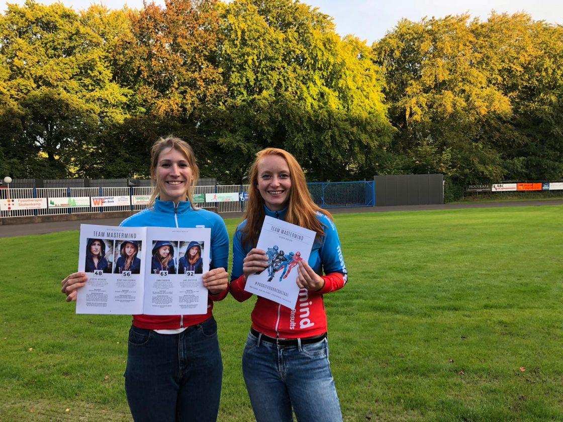 Team Mastermind Magazine marathonschaatsen Jessica Merkens journalist Jane Ravestein