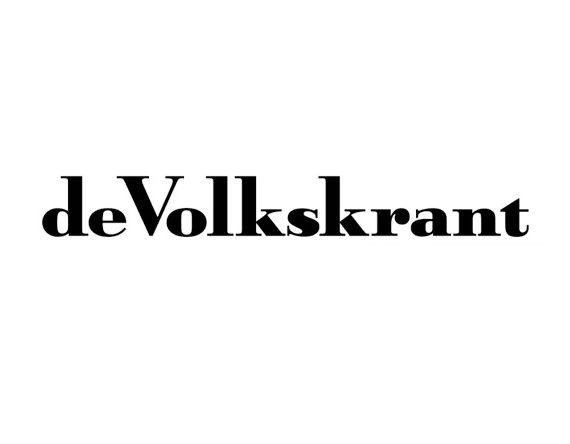 Volkskrant Logo Jessica Merkens - Jessica Merkens
