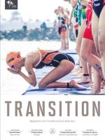 Transition magazine cover Jessica Merkens sportjournalist Triathlon