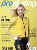 proskating magazine schaatsen joy beune jessica merkens sport journalist