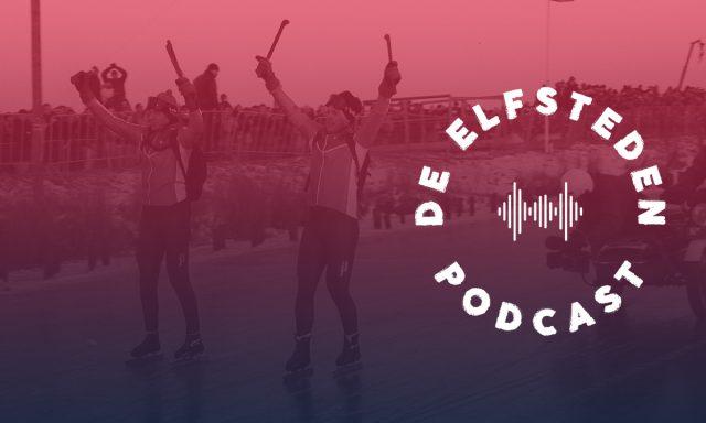 Elfsteden Podcast Johann Olav Koss Elfstedentocht Jessica Merkens natuurijs